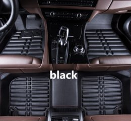 Discount ford mondeo accessories - Applicable to Ford Mondeo 2008-2018 car floor mat front and rear pad accessories non-slip waterproof leather carpet car