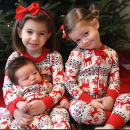 $enCountryForm.capitalKeyWord NZ - Family Christmas Pajama Family Matching Clothes Matching Mother Daughter Clothes Fashion Father Son Mon New Year Look
