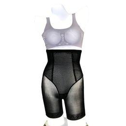 Silk bodieS online shopping - Real silk Body shaping underwear comfortable feeling underwear thin silk waist high waist body pants