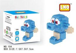 $enCountryForm.capitalKeyWord Australia - LNO Diamond Building Block Cartoon Animation Puzzle Toy Building Block Plastic Pet 083-242 Fairy Family