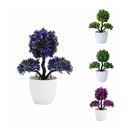 Tables dinning online shopping - Artificial Plant Bonsai Dinning Table Ornament for Home Decorative Craft