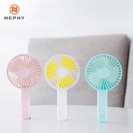 $enCountryForm.capitalKeyWord Australia - Foldable Mini Fan Portable USB Battery Fan Ventilation Foldable Air Conditioning Fans Cooler Mini Operated Hand Held