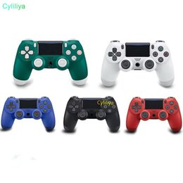 $enCountryForm.capitalKeyWord Australia - In stock! PS4 Controller for PS4 Vibration Joystick Gamepad Wireless Bluetooth Game Controller for Sony Play Station With Retail box
