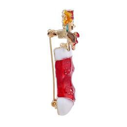 $enCountryForm.capitalKeyWord Australia - fashion love designer wedding bridal accessories charms Popular Clothes Ornaments Gift Pin Golden Socks Brooch Jewelry sets for women men