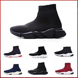Ingrosso Balenciaga Scarpe da ginnastica Scarpe da ginnastica Scarpe da corsa con pattini Scarpe da ginnastica di alta qualità Scarpe da ginnastica da corsa Scarpe da corsa nere Scarpe