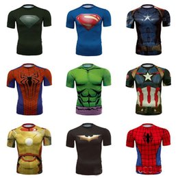 $enCountryForm.capitalKeyWord Australia - 2019 Marvell 3D Print T-shirt Men Women Superhero T shirt fitness Clothing Man's Tops Tee S-XXL Free Shipping