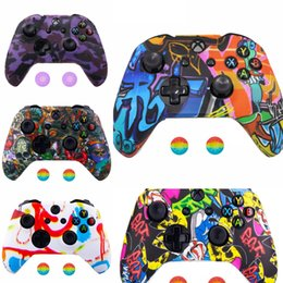 xbox joypad UK - YGUGl Silicone Gel Soft Protective Gamepad Joypad Protector Skin For Microsoft Xbox 360 xbox360 Controller Body Cover Case Shell