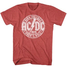 "$enCountryForm.capitalKeyWord UK - AC DC High Voltage Rock & Roll 1975 Adult T Shirt Heavy MetalALICE IN CHAINS ""TRI CELL"" BLACK T-SHIRT NEW OFFICIAL ADULT Men Women Unisex"