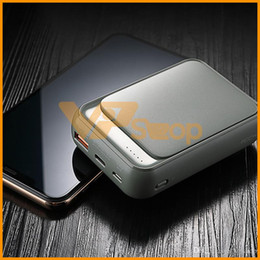 $enCountryForm.capitalKeyWord NZ - 18W Type C P65 Power Bank 10000mAh QC 3.0 Mini External Battery LED Display USB Quick Fast Charging Powerbank For iPhone XS dhl