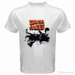 $enCountryForm.capitalKeyWord Australia - Buy Cool Shirts Printing O-Neck Short-Sleeve New THE SMALL FACES 60s Rock n Roll Mod Men's White T-Shirt Size S to 3XL Shirt