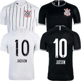 Best Club Jerseys Australia - best Brazil Sport Club Corinthians 2019 2020 Soccer Jerseys JADSON RONALDO SOMOZA CLAYSON JANDERSON 19 20 Paulista football T-Shirts