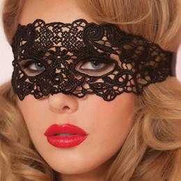 $enCountryForm.capitalKeyWord Australia - 1PCS Eye Mask Women Sexy Lace Venetian Mask For Masquerade Ball Halloween Cosplay Party Masks Female Fancy Dress Costume Masque