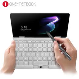 "Netbook Laptops Australia - One Netbook One Mix 3 Yoga Pocket Laptop Intel Core M3-8100Y Dual-Core 8.4"" IPS screen Win 10 8GB DDR3 256GB PCI-E SSD notebook"