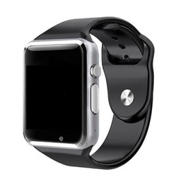 $enCountryForm.capitalKeyWord Australia - Smart Watch A1 men Smartwatch A1 android woman Gift Bluetooth Smart Watch Sim Telephone Watch Support For Android Os For Kids