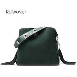 Luggage & Bags Shoulder Bags Women Vintage Genuine Leather One Shoulder Bag For Female Novelty Brown Wine Red Green Black Crossbody Bag Leather Messenger Bag