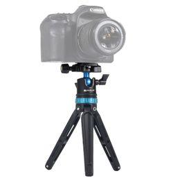$enCountryForm.capitalKeyWord UK - PULUZ Pocket Mini Metal Adjustable Desk Mount Tripod and 360 Degree Ball Head for Digital Cameras