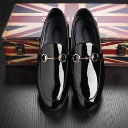$enCountryForm.capitalKeyWord Australia - Men's Casual Shoes Loafers Spring Autumn Slip-on Loafers Men Black Mens Shoes Casual Mens Loafers Rivet Shoes Size 37-48