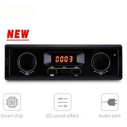 Car 12v Usb Australia - K501 Car PM3 Player Autio Radio 12V 1Din AUX-IN MP3 FM USB Radio For phone Car Audio