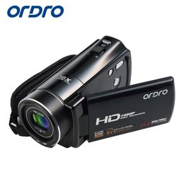 "v7 screen NZ - Ordro HDV-V7 WIFI 1080P Full HD Digital Video Camera Camcorder 24MP 16X Zoom Recoding 3.0"" LCD Screen remote control"