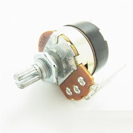 $enCountryForm.capitalKeyWord UK - WH138 single three-pin potentiometer B100K B104 with switch dimmer switch handle length 15mm