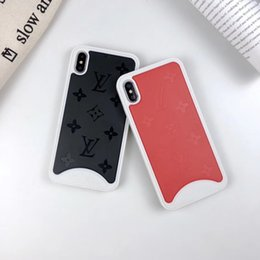 $enCountryForm.capitalKeyWord Australia - Luxury Brands Designer Phone Cases for iphone6 6s 7 8 8plus Fashion Models Phone Back Cases for iphone X Xr Xs Max Beautiful Christmas gift