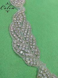 436c19f3da Rhinestone Appliques For Bridal Belts Online Shopping | Rhinestone ...