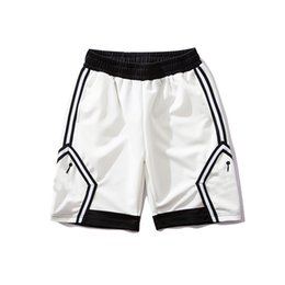 White Short Pants For Men Australia - Designer Shorts Sport Shorts for Men Basketball Shorts Men Brand Pants New Fashion Jogger The Shot Goat Men Black and White