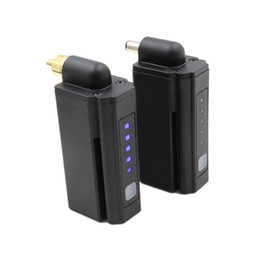 Wholesale Tattoo Equipment Wireless Mini Power Supply 1500 mA RCA DC Connection Available Tattooing Permanent Makeup Tools