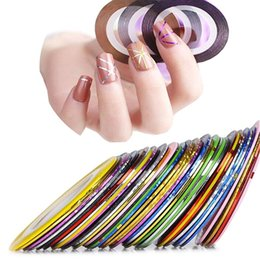 $enCountryForm.capitalKeyWord Australia - 10Pcs Set 3D Nail Art Manicure Wheel Nails Rhinestones Decor Brushes Double Ended Dotting Pen Tools