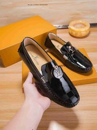 Large Size Leather Shoes NZ - Masorini black and white Men Large Size Wear-resistant Lncrease Shoes high heels Men's Spring autumn Leather Brand Formal