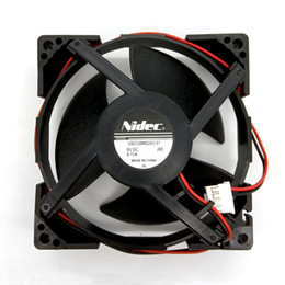 Case Refrigerator NZ - New Original 9CMU92C08MS2A3-51 DC8V 0.11A 9cm for refrigerator refrigerated radiator cooling fan