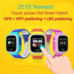 $enCountryForm.capitalKeyWord Australia - Q60 Kid GPS Smart Watch Wristwatch SOS Call Location Finder Locator Device Tracker for Kid Safe Anti Lost Monitor Baby Gift Q50