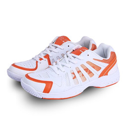 men tennis rackets UK - Professional Men Anti-slippery Table Tennis Shoes Breathable Lightweight Training Sneakers Mens Ping Pong Racket Shoes D0530