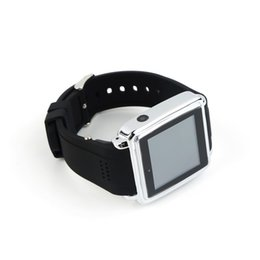 Smart Watch Android Sync Australia - MQ588 Touch Screen Bluetooth Sync Smart Watch Mini Phone Camera For iPhone Android