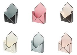 Flower chemical online shopping - Hot Festive Event Creative Envelope Fold Flower Box Envelope Fold Flower Box Wedding Engagement Supplies Party Decor