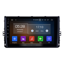 $enCountryForm.capitalKeyWord UK - OEM 9 inch Android 9.0 HD Touchscreen Car Stereo GPS Navigation for 2018 VW Volkswagen Universal with WIFI Bluetooth support car dvd DVR