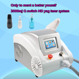 $enCountryForm.capitalKeyWord NZ - 2000MJ Touch screen Q switched nd yag laser beauty machine tattoo removal freckle pigment spot removal 1320nm 1064nm 532nm