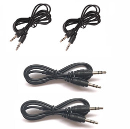$enCountryForm.capitalKeyWord NZ - 50cm 3ft Black Aux Cable 3.5mm to 3.5mm Stereo Jack Plug Audio Car iPod AUX PC TV MP3 Cable Sliver Lead