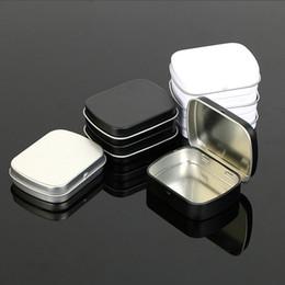 $enCountryForm.capitalKeyWord Australia - 58x45x15mm Mini Tin Box Metal Rectangle Plain Small Storage Boxes Peppermint Candy Box Free Shipping WB504