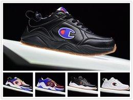 Ingrosso 2019 nuovo campione 93 diciotto scarpe in ciniglia 93eighteen in pelle scamosciata scarpe da corsa per uomini atletici taglia 36-45