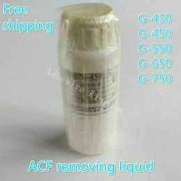 $enCountryForm.capitalKeyWord Australia - Free Shipping Original Imported Acf Conductive Glue G430 G-450 G-550 Lcd Cable Repair Removal Liquid Q190610