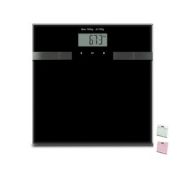 Bluetooth Body fat scale online shopping - Bluetooth APP Baby Weight Scale Body Fat Meter kg Weight Scale Metal Wire Drawing Smart Body Electronic LCD Display