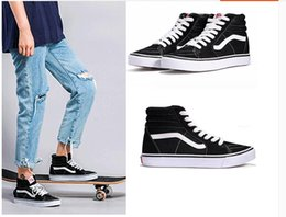 Korean canvas men shoes online shopping - 2018 new student color canvas shoes youth casual shoes Korean men and women high help canvas shoes