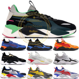 X Toy For Men NZ - 2019 Designer RS-X Toys Release Mens Running Shoes for Men Sneakers Male Sneaker Womens Jogging Boys Sports Female Trainers 36-45
