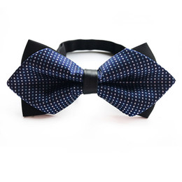 $enCountryForm.capitalKeyWord NZ - Pointed Lavender Fashion Formal Bow Tie Men's Bowties Accessories Butterfly Cravat Bowtie Butterflies Hot Sale for Boys