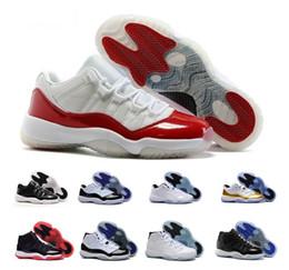 067f8169bdd8 Descuento barato de 2019 11 High Gym Red Midnight Navy 11S Space Jam  zapatos de baloncesto unisex Zapatillas de deporte atléticas de calidad  superior 36-47
