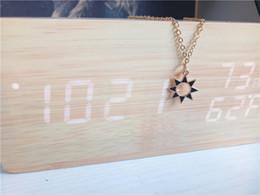 $enCountryForm.capitalKeyWord Australia - cecmic heart shaped black pendants luxury necklace for woman accessory jewellery necklace handmade charm gold chains jewelry