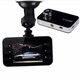 DVR Dash Cam Full HD 1080p 2,5 tum Car Car DVR-kamera
