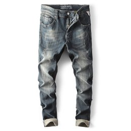 hip hop style clothing for men 2019 - New Jeans Men trousers male skinny jeans modis men clothes 2018 streetwear for Autumn Spring 99.2%cotton hip hop Winter