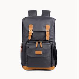 $enCountryForm.capitalKeyWord Australia - Dslr Waterproof Canvas Camera Bag Outdoor Multi-Functional Photography Backpack For Camera Lens